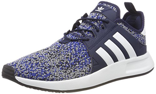 adidas Herren X_PLR Fitnessschuhe, Blau (Azuosc/Ftwbla/Negbás 000), 45 1/3 EU