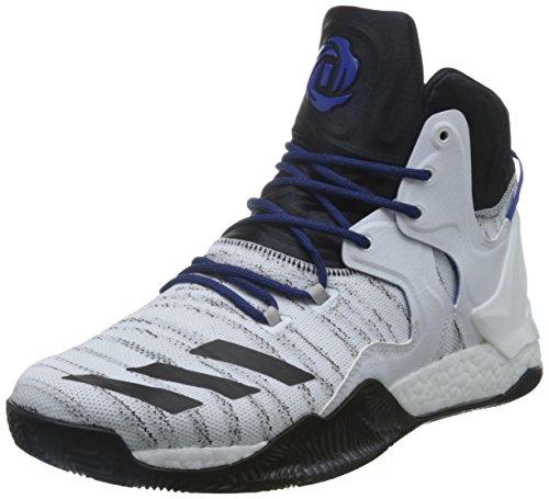 sports shoes 90084 78ee6 Adidas D Rose 7 Primeknit, Scarpe da Basket Uomo