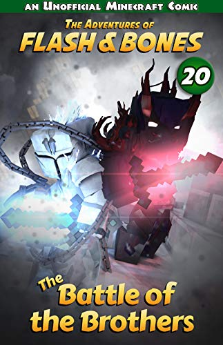 Battle of the Brothers: Fun Minecraft Books Series (Flash ...