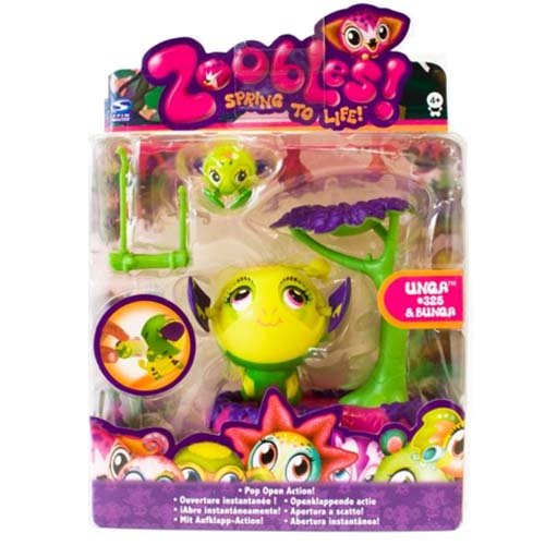 Zoobles Mamas and Zooblings Figures (9362457)