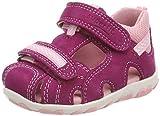 Superfit Baby Mädchen Fanni Sandalen, Pink (Berry Kombi), 20 EU