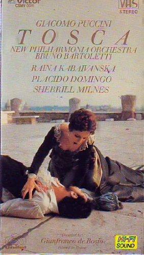 Unitel Tosca -Giacomo Puccini- New Philharmonia Orchestra Bruno Bartoletti