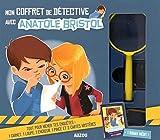 MON COFFRET DE DETECTIVE AVEC ANATOLE BRISTOL