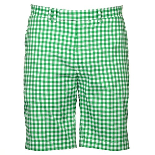 Ralph Lauren RLX Greens Short Preppy Green/White 38