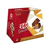 KitKat Senses Salted Caramel Mini Schokoladen-Riegel (200g Packung)