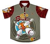 Pin Breaks Chemise de bowling -