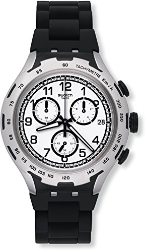 Orologio Swatch Irony XLITE Chrono YYS4020AG BLACK ATTACK