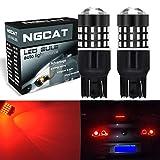 ngcat extrem helle 2301454-ex, Chipsätze 74437444NA 74407440NA LED Leuchtmittel mit Objektiv Projektor Bremse Drehen Signal Schwanz Backup Reverse Lampen, Rot 12–24V