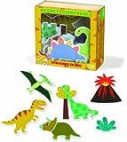 Vilac - 8025 - Jouet De Premier Age - Magnets Dinosaure