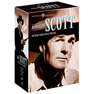 Randolph Scott: The Warner Archive Classics Collection (Badman's Territory / Trail Street / Return of the Bad Men / Carson City