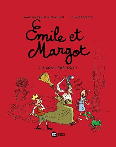 Émile et Margot, Tome 06: Ils sont partout !