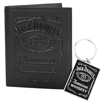 Jack Daniel's Wallet and Keyring