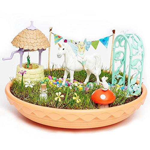 Fairy Garden- Jardín de Los Unicornios,, única (CEFA Toys...