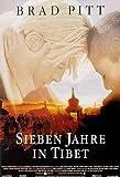 Sieben Jahre in Tibet (1997) | original Filmplakat, Poster