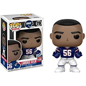 NFL Figura de vinilo Lawrence Taylor Giants Throwback Funko 20193