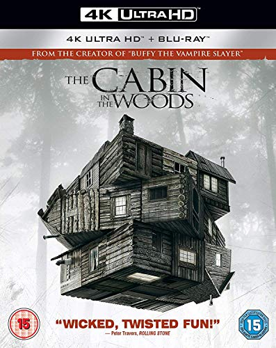 The Cabin in the Woods [Blu-Ray] [Region Free]