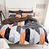 New Model(Made in India)Durable Zurich World Famous Light weight Pure Cotton Comforters Traditional Rajasthani Multicolor Print comforter Colour Reversible Double Bed Quilt / (Size:230*250 CM Approx) with Bed sheets and 2 pillow