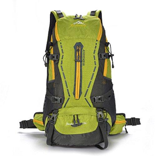 Borse Alpinismo Viaggiano Staffa Sport Outdoor,DarkBlue Green