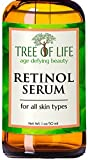 #1 Retinol Serum 2.5% - ORGANIC - The BEST Retinol Cream Anti Wrinkle