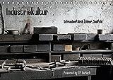 Industriekultur, Schraubenfabrik Zehner, Saalfeld (Tischkalender 2019 DIN A5 quer): Eindrücke einer Schraubenmanufaktur aus den Anfängen des 19. ... (Monatskalender, 14 Seiten ) (CALVENDO Kunst)