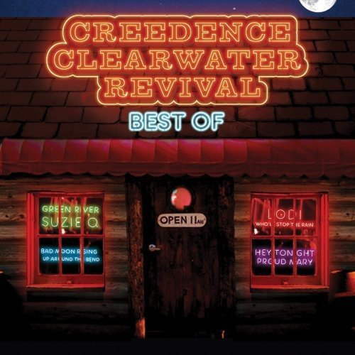 Creedence Clearwater Revival: Best of Creedence Clearwater Revival (Audio CD)