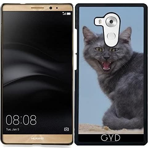 Coque pour Huawei Mate 8 - Dangereux Chat Animal Animaux