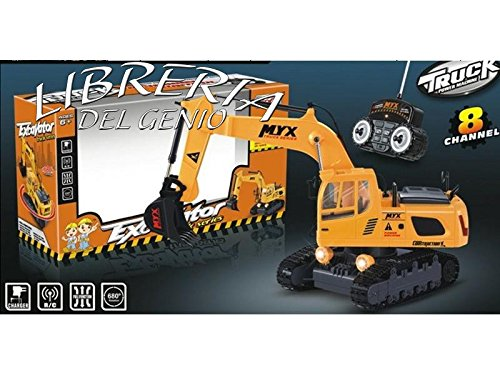 RC Auto kaufen Baufahrzeug Bild: RC Baufahrzeug, Bagger, 3 Kanal, Mit Akku -905-1A (ET3346)*