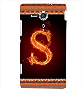 PrintDhaba GRANDbet S D-2547 Back Case Cover for SONY XPERIA SP (Multi-Coloured)