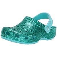 Crocs Kids' Classic Glitter Clog K