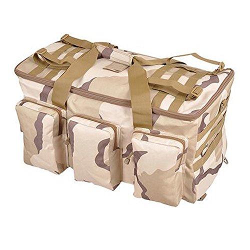 GOUQIN Outdoor Rucksack Klassische Mode Outdoor Schultern Package Tour Klettern Taschen King Size Gepäck. E