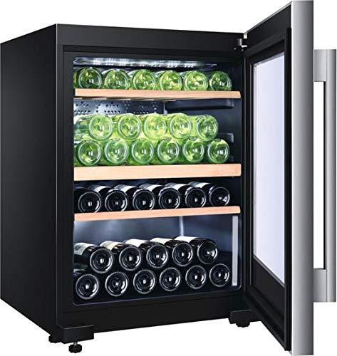 Haier WS50GDAI cantina vino Libera installazione Acciaio inossidabile 50 bottiglia/bottiglie Cantinetta vino con compressore A