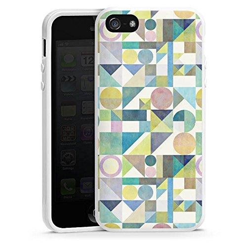 Apple iPhone 6 Plus Silicone Case Coque white - Nordic Combination21 Housse en silicone blanc