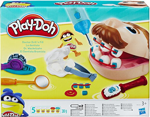 Playdoh - B5520EU40 - Le Dentiste