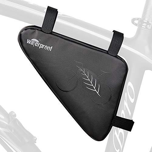 Achort Bike Triangle Bag, Bicycl...