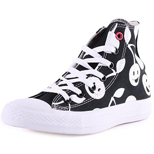 Converse CT Hi Black White Mehrfarbig (Schwarz/Weiß)
