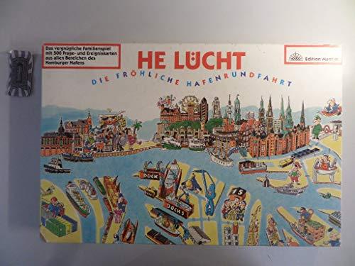 He lücht, Die fröhliche Hafenrundfahrt (Familienspiel) (Lego Jumbo-set)