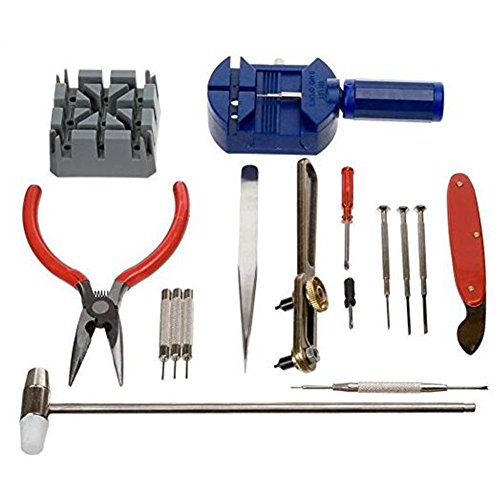 Reparatur-Set für Uhren, 16-teilig