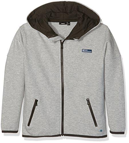 Mexx Jungen Sweatshirt MX3024839, Grau (Sky Grey Heather 005), 158 (Herstellergröße: 158-1 Preisvergleich