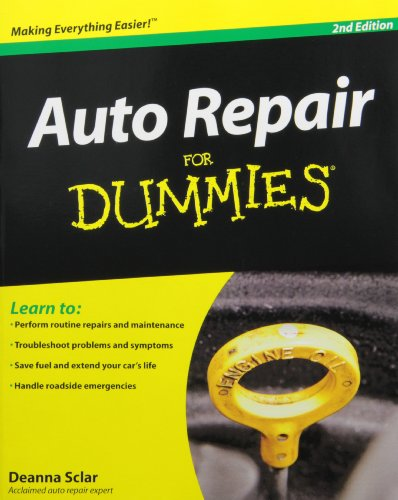 By Deanna Sclar - Auto Repair For Dummies (2nd (second) edition)