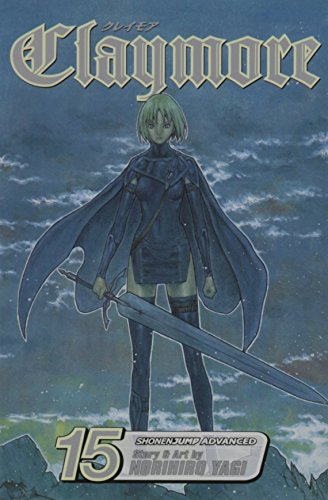 Claymore, Vol. 15 Cover Image
