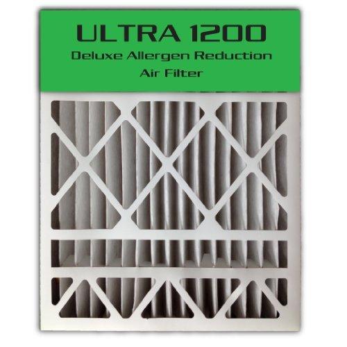 2 Pack 1200 Ersatz (16x 25x 4/16X 25X 5(40,1x 63x 10,9cm) Ultra 1200Merv 13Bryant Ersatz-Luftfilter (2er Pack))