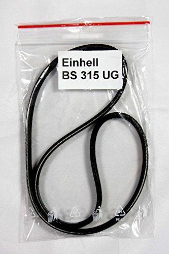 Antriebsriemen für die Bandsägenmaschine Einhell BS 315 UG , 1 teilig , hochwertig , Poly-V Form , Länge ca. 61 cm