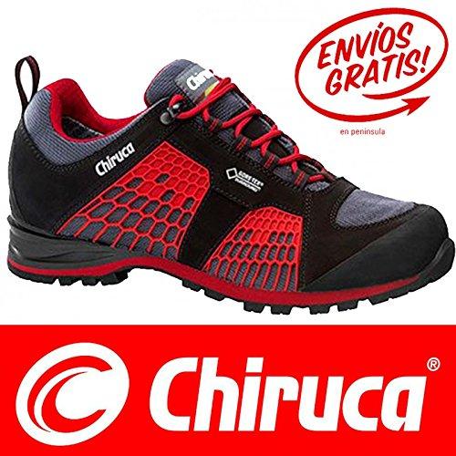 Chiruca - Scarpe da ginnastica Storm GTX Surround in Gore-Tex nero Size: 42