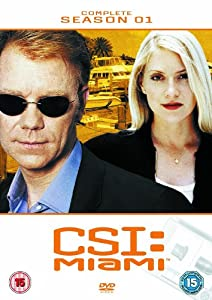 CSI: Miami - Complete Season 1 [DVD]