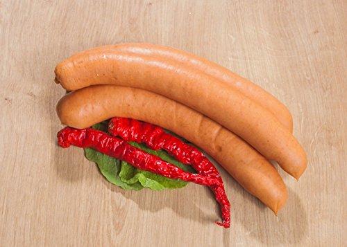Currywurst – 5 Stück mit je 140 g