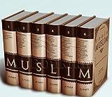 Sahih Muslim Intégral en 6 volumes (Arabe-Français)