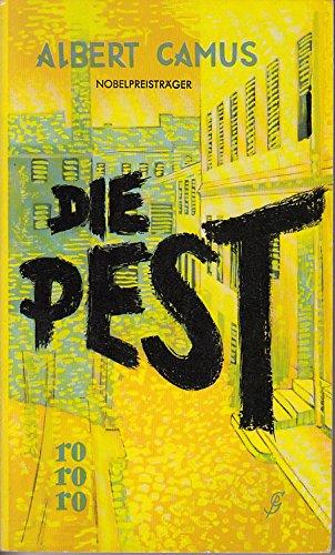 Die Pest : Roman.