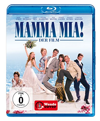 Mamma Mia! - Der Film [Blu-ray] (Twilight Blu Ray)