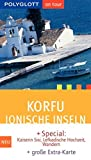 Polyglott On Tour, Korfu, Ionische Inseln - Gerhard Crispin, Claudia Christoffel-Crispin, Claudia Christoffel- Crispin