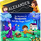 Best UNIQUE Kids Birthday Gifts - Personalised Children's Story Book - Every Book is Review